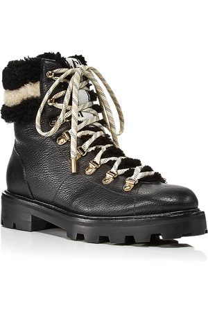 Jimmy Choo Women's Eshe Shearling Hiking Boots