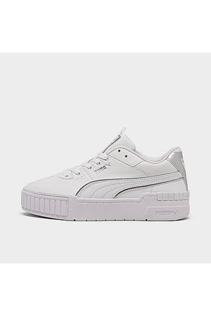 PUMA Women's Cali Sport Casual Shoes in Size 6.0 Leather