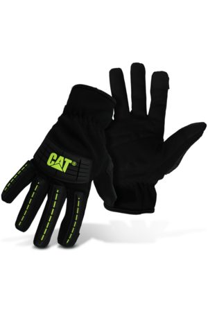 Caterpillar Men Gloves - Men's High Impact Touch Screen Gloves , Size One Size