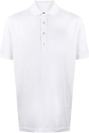 Dolce & Gabbana Embroidered DG logo polo shirt