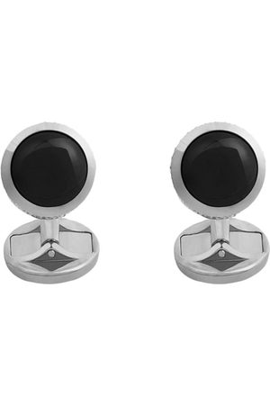 Dolce & Gabbana 18kt white gold ruby cufflinks