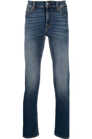 7 for all Mankind Ronnie Luxe slim fit jeans