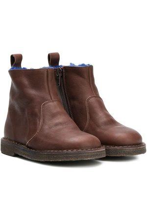 PèPè Boys Ankle Boots - Contrast lining ankle boots
