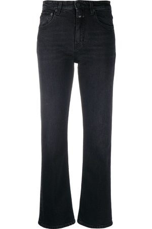 Closed Mid-rise flared jeans