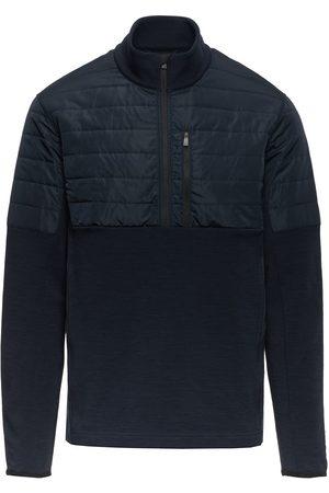 Aztech Smuggler shell-panelled fleece pullover