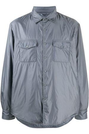 Aspesi Technical long-sleeve shirt - Grey