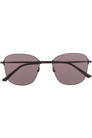 Balenciaga Eyewear Square - Invisible square-framed sunglasses
