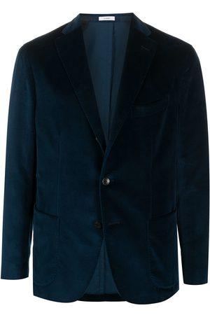 Boglioli Single-breasted fitted blazer