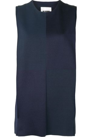 Jil Sander Panelled tank top