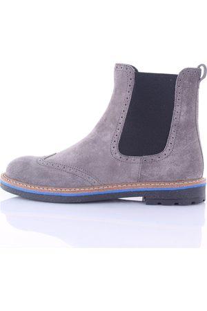 Hogan Boots Boys Grey