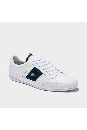 Lacoste Men Casual Shoes - Men's Chaymon 120 Casual Shoes in / Size 10.0 Leather