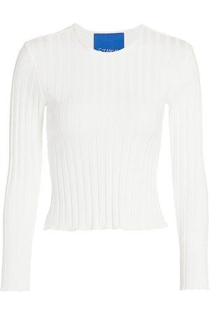 SIMON MILLER Women's Devola Long-Sleeve Top - - Size Medium