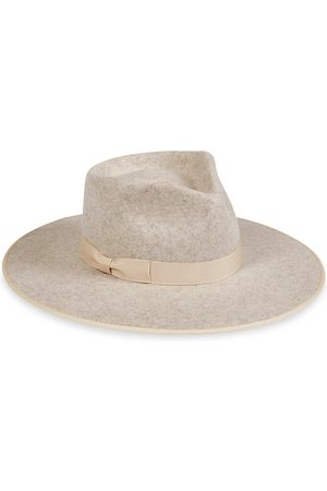 Lack of Color Women's Carlo Speckled Wool Rancher Hat - - Size M