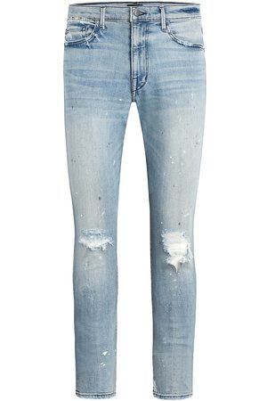 Joes Jeans Men's The Asher Distressed Jeans - - Size 40