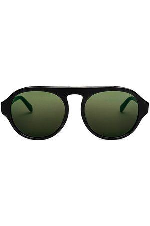 Kamo Women's Carl 51MM Round Sunglasses
