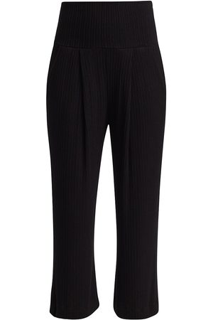 NSF Women's Russ High-Rise Pleated Pants - - Size XS