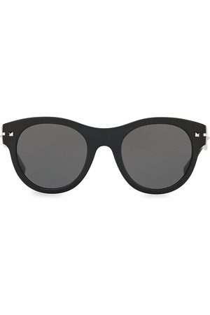 VALENTINO Women's Legacy 51MM Studded Pantos Sunglasses