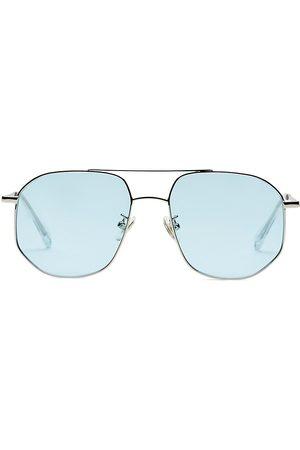 Kamo Women's The Dude 55MM Aviator Sunglasses