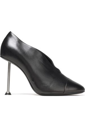 Victoria Beckham Woman Refined Pin Leather Pumps Size 36