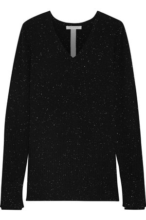 Duffy Woman Split-back Cashmere Sweater Size L