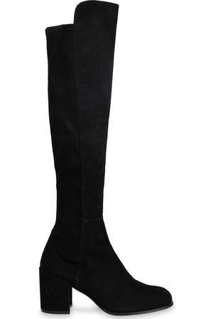 Stuart Weitzman Woman Suede Knee Boots Size 39.5