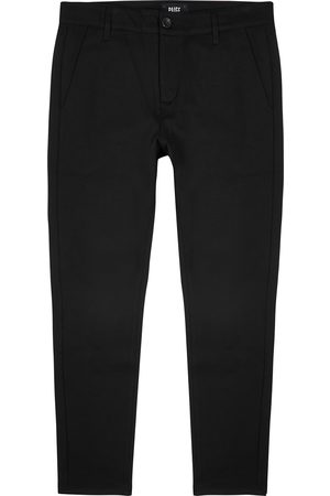 Paige Stafford slim-leg jersey trousers
