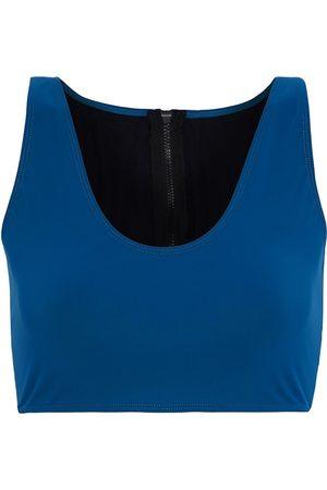 Rochelle Sara Woman Fabi Bikini Top Size 0