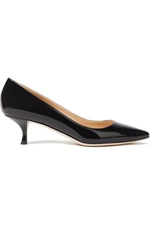 Sergio Rossi Woman Godiva Patent-leather Pumps Size 34