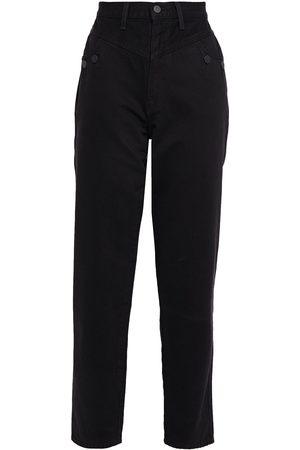 J Brand Woman + Elsa Hosk Playday High-rise Straight-leg Jeans Size 23