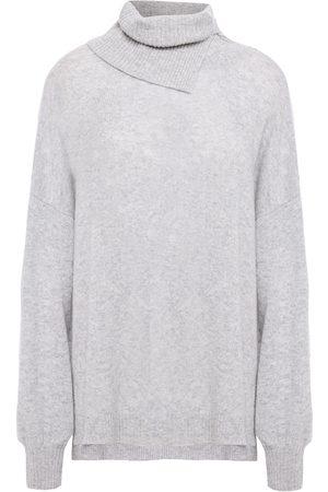 Charli Woman Cyro Cashmere Turtleneck Sweater Light Size XS
