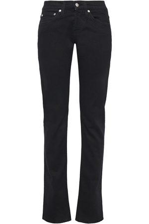 Helmut Lang Woman Masc Lo Low-rise Slim-leg Jeans Size 24