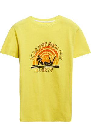 ZIMMERMANN Women Short Sleeve - Woman Goldie Printed Cotton-jersey T-shirt Size 3