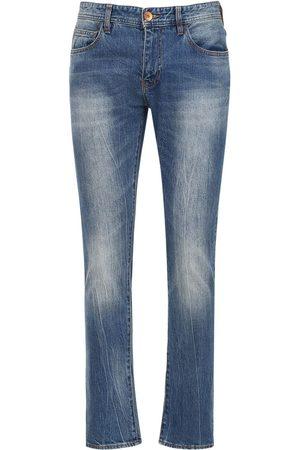 Armani Stretch Cotton Denim Jeans