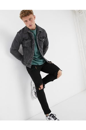 Levi's Denim trucker jacket in washed