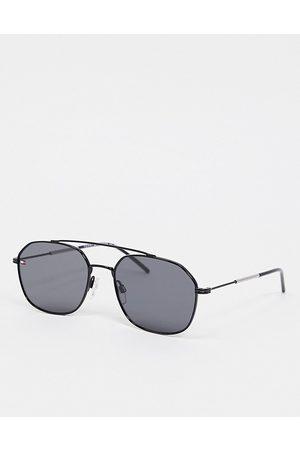 Tommy Hilfiger Aviators - Aviator sunglasses in metal