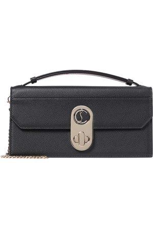 Christian Louboutin Elisa Baguette leather shoulder bag