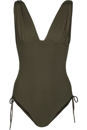 Melissa Odabash Chile ruched swimsuit