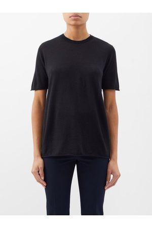 Joseph Women Sweats - Cashair Cashmere T-shirt - Womens
