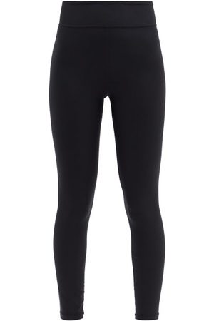 The Upside Cropped Jersey Leggings - Womens