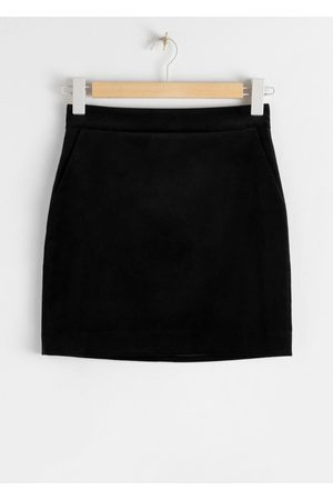 & OTHER STORIES Mini Pencil Skirt
