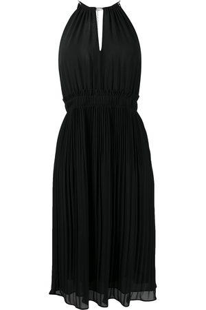 Michael Kors Pleated midi-dress