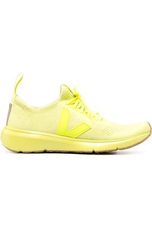 Veja X Rick Owens V-Knit running sneakers