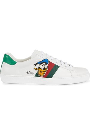 Gucci X Disney Donald Duck Ace sneakers