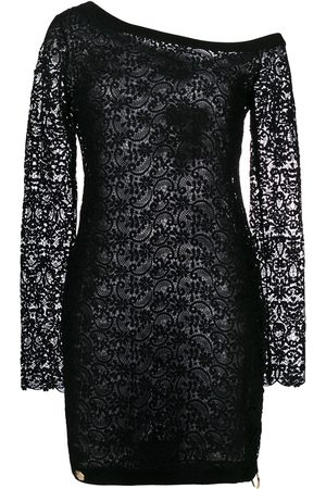 Philipp Plein Women Asymmetrical Dresses - Asymmetric dress