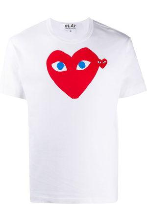 Comme des Garçons Heart Logo T-shirt