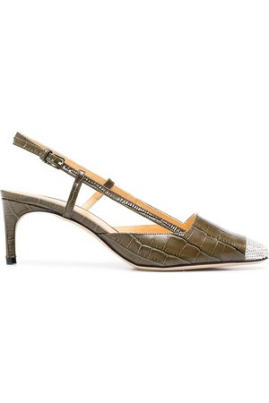 GIANNICO Women Heels - Lauren slingback pumps