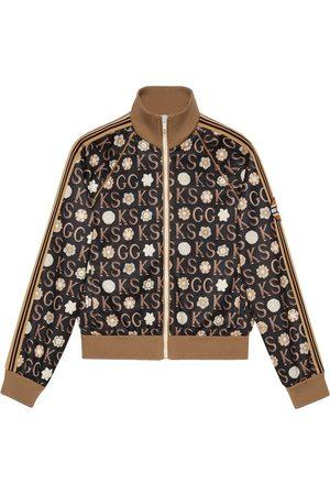 Gucci Men Hoodies - X Ken Scott zip-up jacket