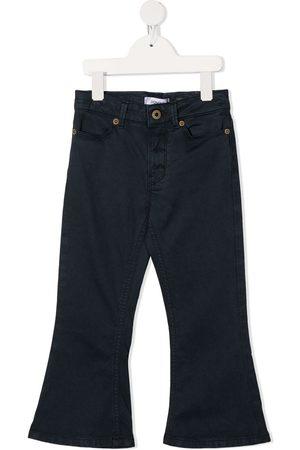 DONDUP KIDS Girls Flares - Five-pocket flared jeans