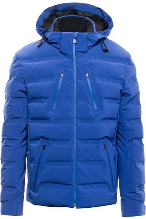Aztech Nuke padded hooded jacket