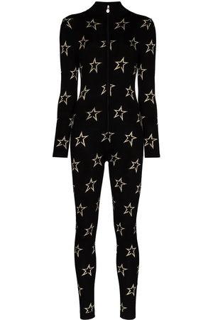 Perfect Moment Star-print ski suit